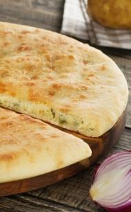 Вакансии в осетинских пирогах